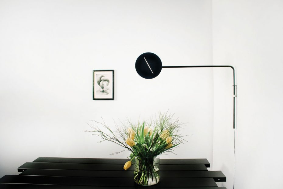 Wall mounted lamp by Untitled Story
