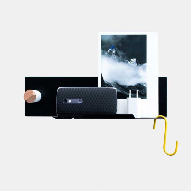 UNtitled-Pocket organiser shelf small