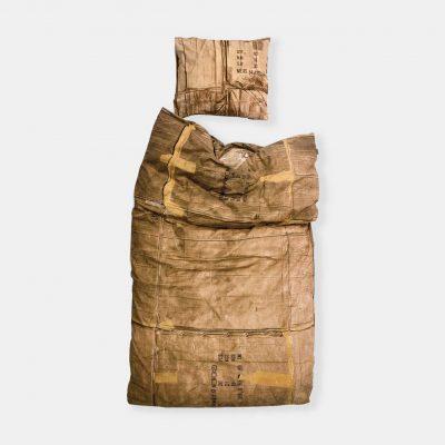 Snurk cardboard duvet cover le clochard