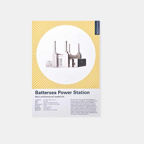 Battersea-Power-Station—Mini-Architecture-model-kit-2