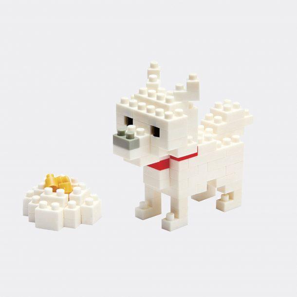 Hokkaido Dag by nanoblock lego