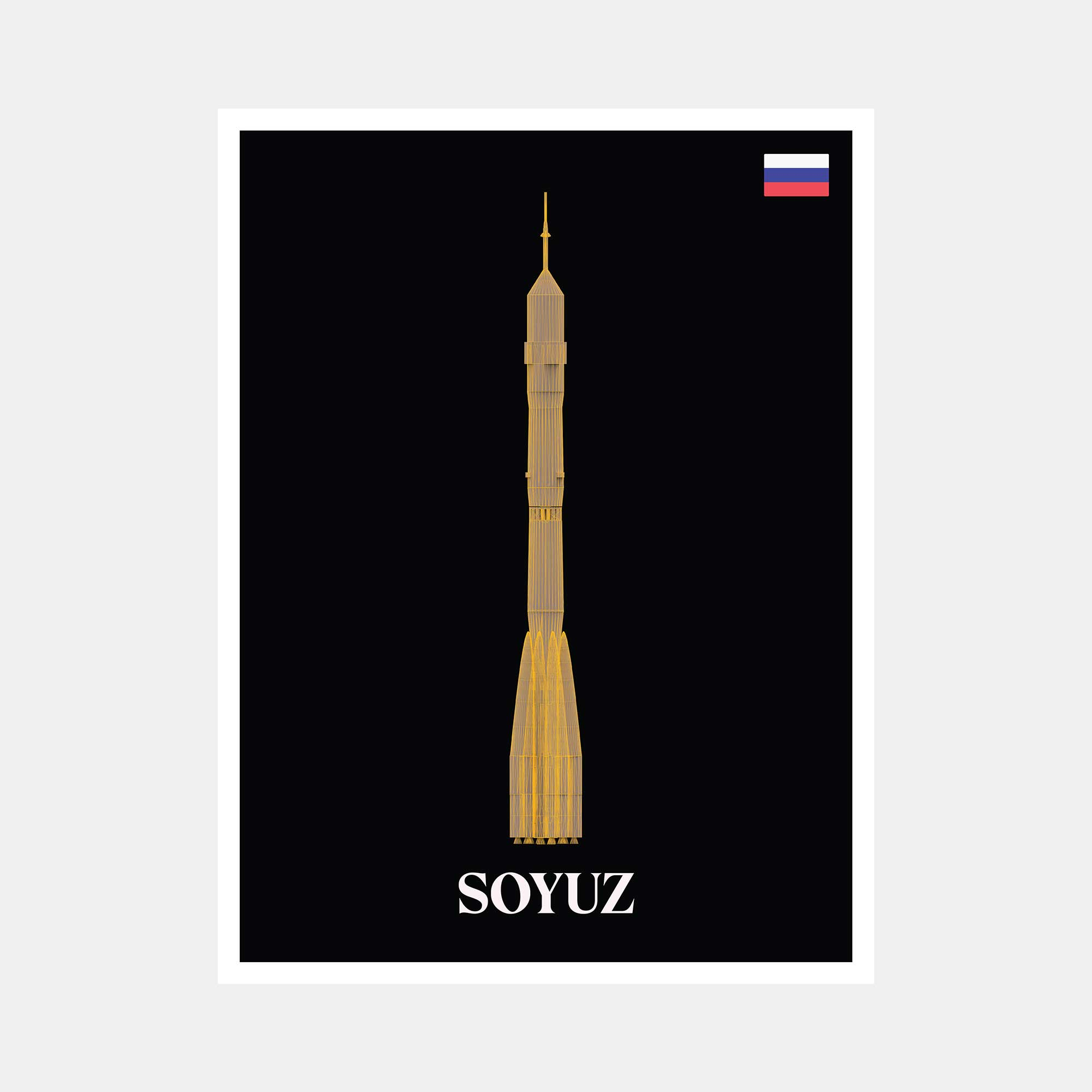 SOYUZ launch vehicle
